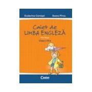Caiet de limba engleza. Firm Steps. Clasa IV-a