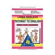 Limba engleza manual pentru clasa a V-a EDP
