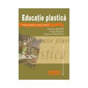 EDUCATIE PLASTICA - Manual pentru clasa a VIII-a