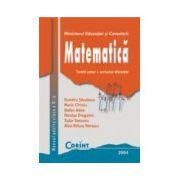 MATEMATICA TC+CD - Manual pentru clasa a IX-a
