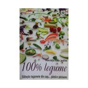 Suta la suta legume. Gateste legumele din cap pana-n picioare