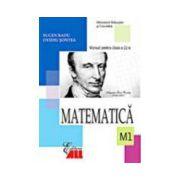 MATEMATICA. M1. MANUAL PENTRU CLASA a XI-a