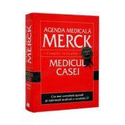 AGENDA MEDICALA MERCK. MEDICUL CASEI. CEA MAI CONSULTATA AGENDA DE  INFORMATII MEDICALE A SECOLULUI 21