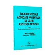 Ingrijiri speciale acordate pacientilor de catre asistentii medicali