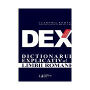 DEX - Dictionarul explicativ al limbii romane 2012