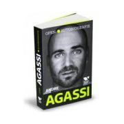 Open O autobiografie Andre Agassi