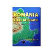 Romania. Atlas geografic