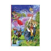 Peter Pan si Wendy - cartonata