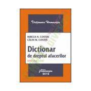 Dictionar de dreptul afacerilor editia a 2-a