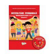 Dezvoltare personală clasa a II-a, Semestrul I (conține CD cu manualul în format digital)
