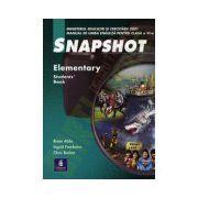 Snapshot. Manual de limba engleza clasa a VI-a. Elementary Student Book