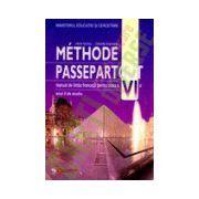 Méthode Passepartout - Limba franceza - Manual pentru clasa a VI-a