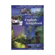 English scrapbook student's book. Manual de limba engleza pentru clasa a VII-a. L1