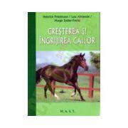 Cresterea si ingrijirea cailor