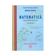 Matematica manual pentru clasa a X-a, Trunchi comun - Ganga