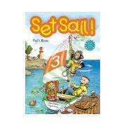 Set Sail 3 manual pentru clasa a III-a
