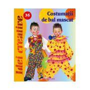 Costumaţii de bal mascat - Idei Creative 35
