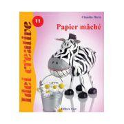 Papier maché - Idei Creative 11