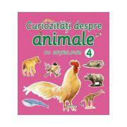 Curiozitati despre animale, cu abtibilduri 4
