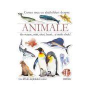 Animale din oceane, mari, rauri, lacuri si multe altele