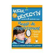 Micul Detectiv-Reguli de comportament