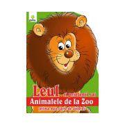Leul si prietenii sai animalele de la Zoo