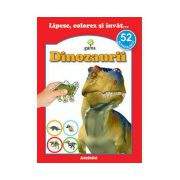 Dinozaurii. 52 autocolante