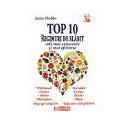TOP 10 REGIMURI DE SLABIT, CELE MAI CUNOSCUTE SI EFICIENTE