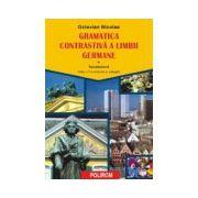 Gramatica contrastiva a limbii germane.Vol.1