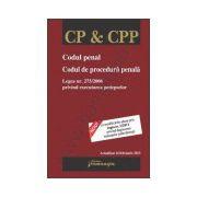 Codul penal. Codul de procedura penala. Legea nr. 275/2006 privind executarea pedepselor actualizat 14 februarie 2013