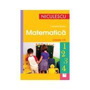 Matematica. Clasele I-IV