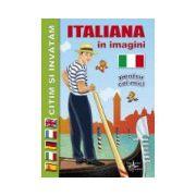 Italiana pentru cei mici in imagini
