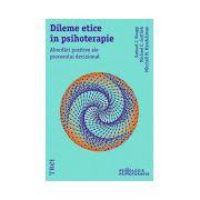 Dileme etice în psihoterapie
