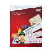 Limba si literatura romana manual pentru clasa a III-a, semestrul 2
