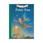 Peter Pan. Repovestire după romanul lui J. M. Barrie