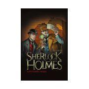 Tânărul Sherlock Holmes. Lipitoarea roşie. Vol. 2