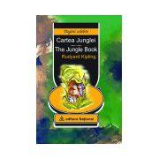 Cartea Junglei (editie bilingva)