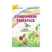 Compuneri tematice cls III-IV