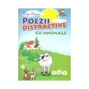 Poezii distractive cu animale