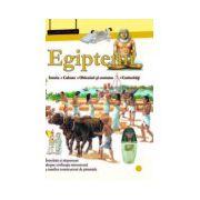 EGIPTENII (mini-enciclopedie) - Istorie. Cultura. Obiceiuri si Costume. Curiozitati