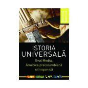 ISTORIA UNIVERSALA. VOL 2. EVUL MEDIU