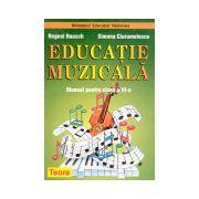 Educatie muzicala. Manual pentru clasa a VI-a - Rausch