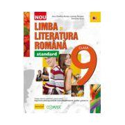 LIMBA SI LITERATURA ROMANA STANDARD 2013. CLASA A IX-A