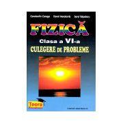 Fizica - culegere de probleme pentru clasa a VI-a