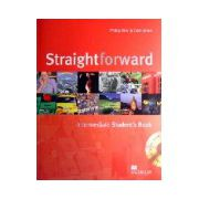Straightforward Intermediate Workbook with key