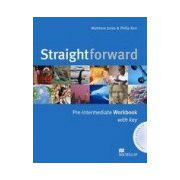 Straightforward Pre - intermediate Workbook with key
