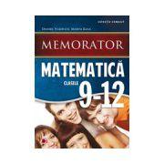 MEMORATOR DE MATEMATICA 2014 PENTRU CLASELE IX-XII