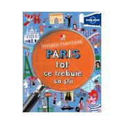 Paris - Tot ce trebuie să ştii