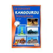 Le concurs 'Kangourou francophone' 3e-4e (édition 2005-2013)