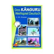 """Das""""Känguru"""" - Wettspiel Deutsch V.-VIII. Klassen"""